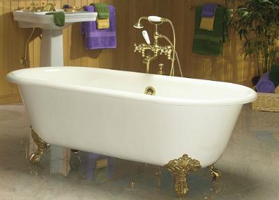 Claw Foot Tubs Luxury Bath Kitchen Amp Door Fixtures